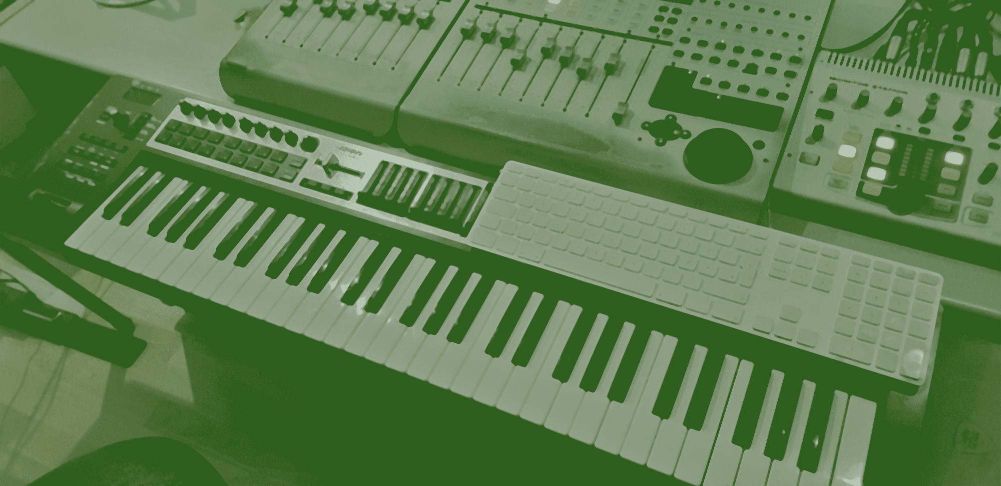 Musikstudiet 5th vision