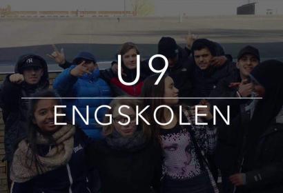U9 - Engskolen. Lydstudiet 5th vision